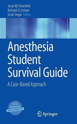 Anesthesia Student Survival Guide image