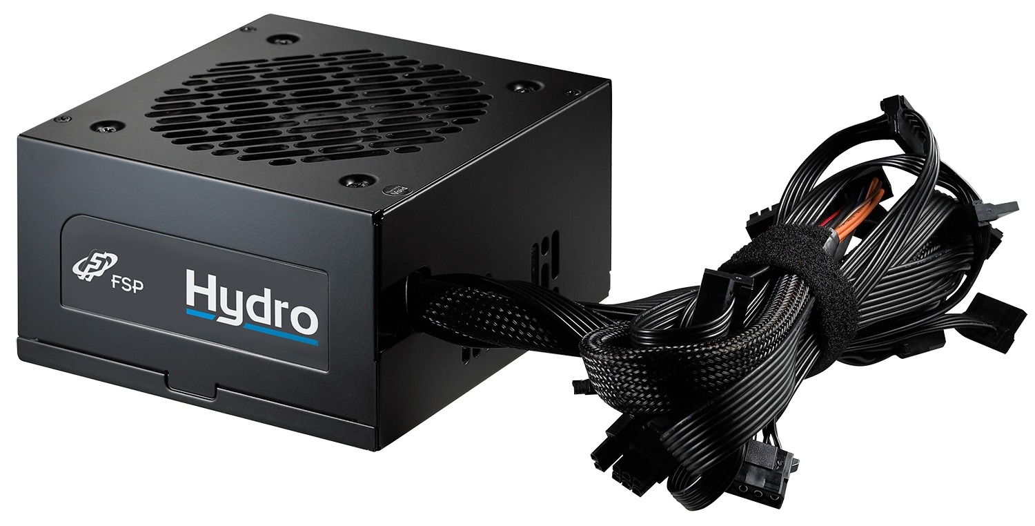 500W FSP Hydro 80Plus Bronze PSU image