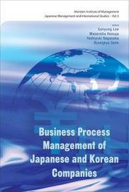 Business Process Management Of Japanese And Korean Companies image