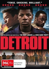 Detroit on DVD