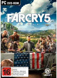 Far Cry 5 for PC Games