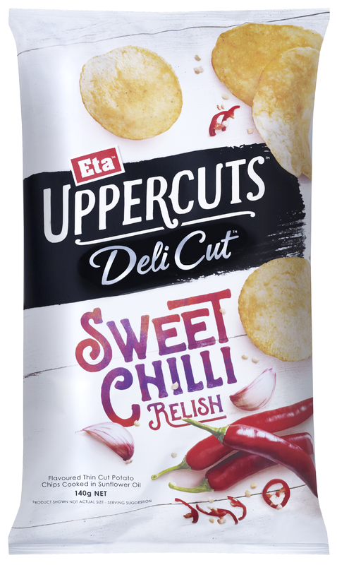 Eta Uppercuts: Delicut - Sweet Chilli Relish (150g)