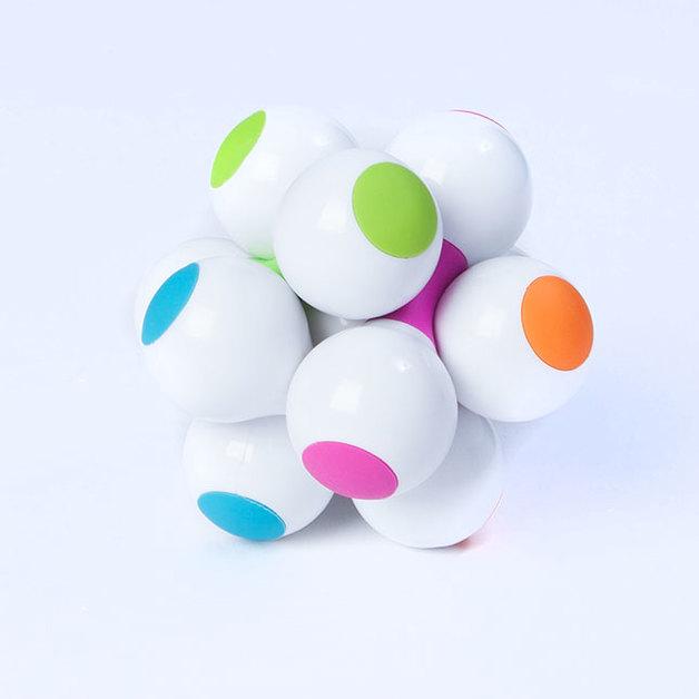 Fat Brain Toys: Flexicule - Flexible Puzzle
