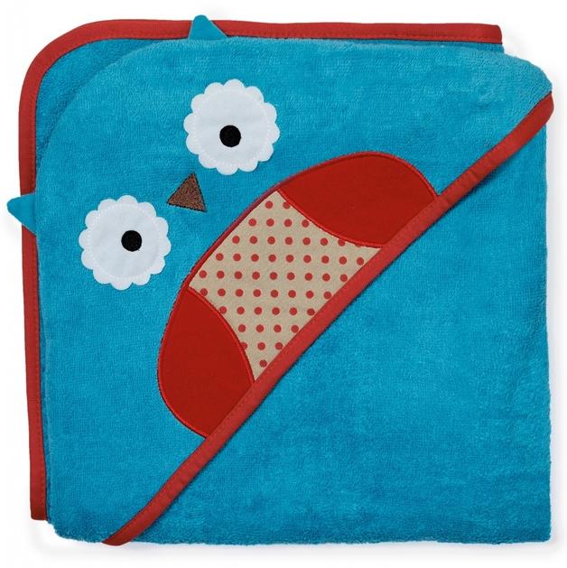 Skip Hop: Hooded Towel - Owl