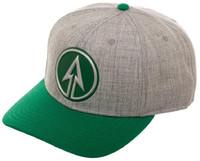 Green Arrow: Chrome Weld - Snapback Cap