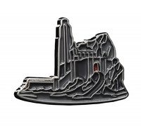 Lord of the Rings: Designer Pin Set - Helm's Deep & Orthanc