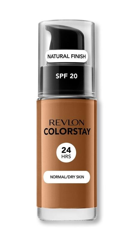 Revlon: Colorstay Foundation - Cappuccino