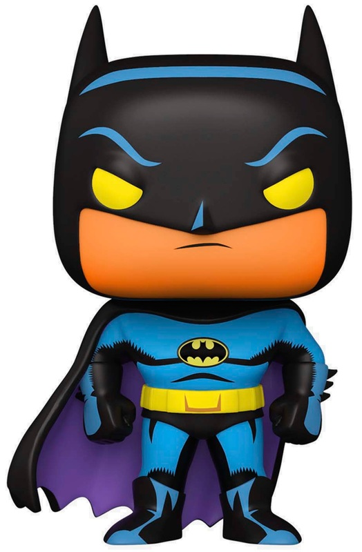 DC Comics: Batman (Black Light) Pop! Vinyl Figure
