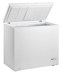 Midea: JHCF198M - 198L Chest Freezer, Mechanical Control