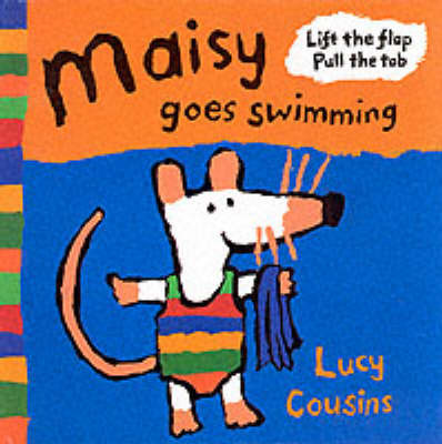 Maisy Goes Swimming by Lucy Cousins image