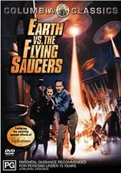 Earth Vs The Flying Saucers on DVD
