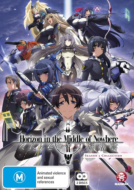 Horizon in the Middle of Nowhere - Season 1 Collection on DVD