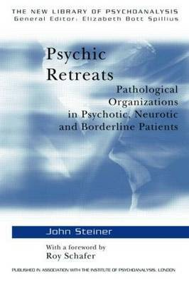 Psychic Retreats by John Steiner image