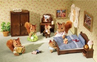 Sylvanian Families: Master Bedroom Set