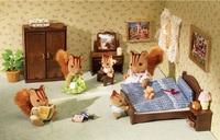 Sylvanian Families: Master Bedroom Set
