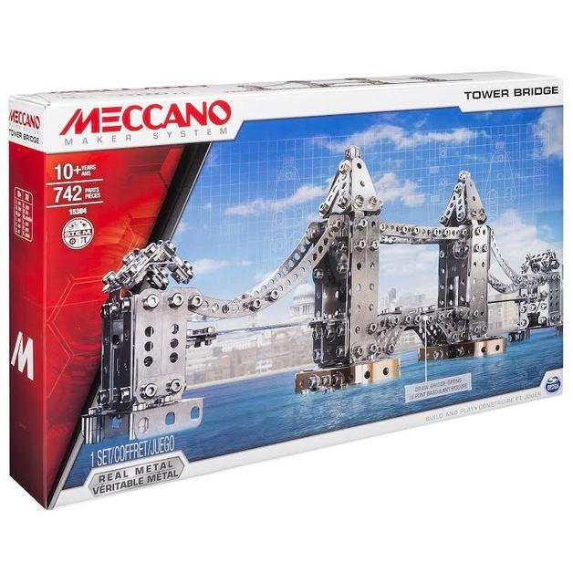 Meccano London Tower Bridge Set