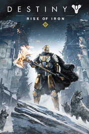 Destiny: Maxi Poster - Rise of Iron (495)