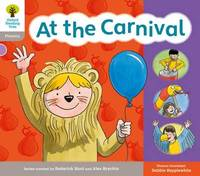 Oxford Reading Tree: Floppy Phonics Sounds & Letters Level 1 More a At the Carnival by Roderick Hunt