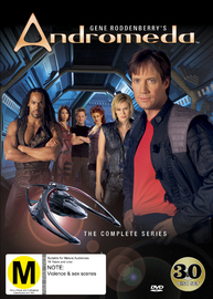 Andromeda : The Complete Series on DVD