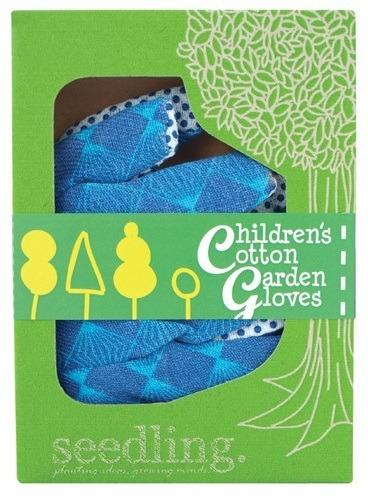 Children's Cotton Garden Gloves