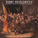 Terry Pratchett's Discworld Collectors' Edition 2018 Wall Calendar by Terry Pratchett
