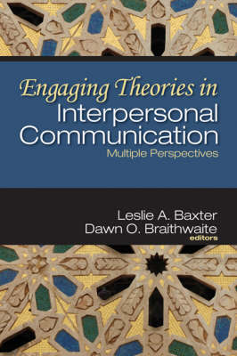 Engaging Theories in Interpersonal Communication image