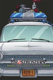 Ghostbusters Interdimensional Cross-Rip by Erik Burnham