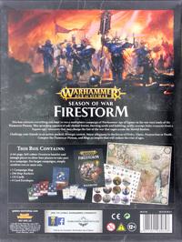 Warhammer Age of Sigmar: Season of War – Firestorm image