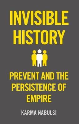 The Invisible History by Karma Nabulsi