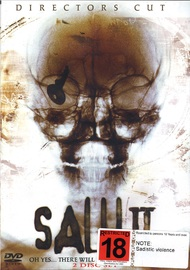 Saw II on DVD
