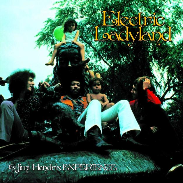 Electric Ladyland - 50th Anniversary Deluxe Edition by The Jimi Hendrix Experience