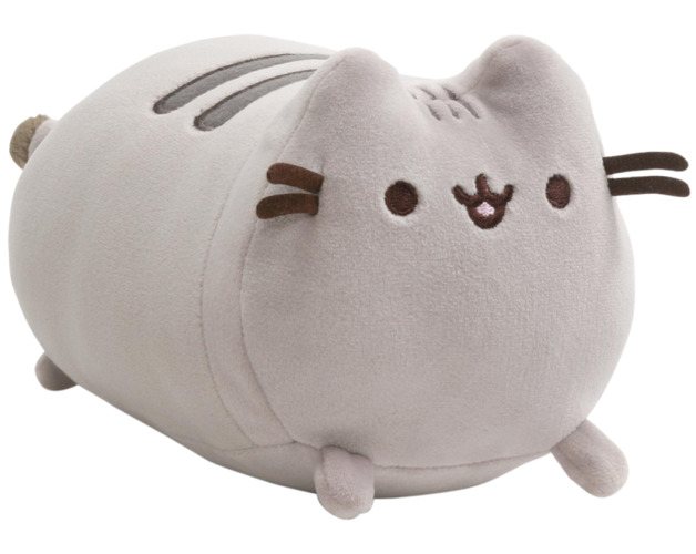 "Pusheen the Cat: Squisheen Log - 6"" Plush"