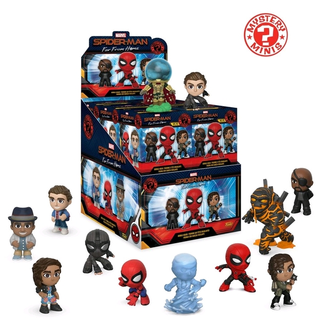 Spider-Man: FFH - Mystery Minis - (Blind Box)