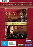 Total War Collection: Rome Gold for PC Games