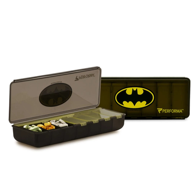 Performa: 7 Day Pill Container - Batman