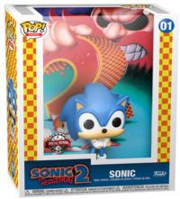 Sega: Sonic 2 - Pop! Game Cover