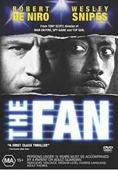 The Fan on DVD