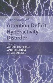 Handbook of Attention Deficit Hyperactivity Disorder image
