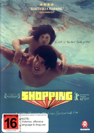 Shopping on DVD