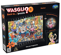 Holdson 1000pce Puzzle - Wasgij Back to Basics