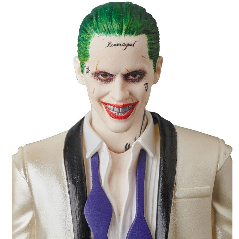 Suicide Squad: MAFEX Joker (Suit Ver.) - Articulated Figure image