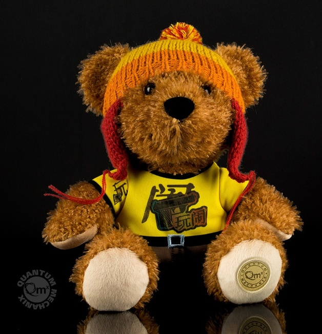 Firefly - Jayne Plush Bear