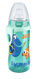 NUK Active Cup with Sillicone Spout 300ml - Disney Finding Dory