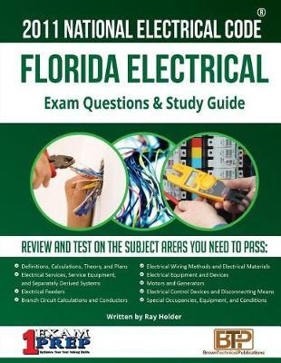 Florida Electrical Exam Questions and Study Guide by Ray Holder image