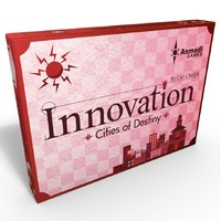 Innovation: Third Edition - Cities of Destiny Expansion