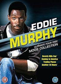 Eddie Murphy Definitive Boxset on DVD