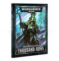 Warhammer 40,000 Codex: Thousand Sons
