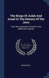 The Kings of Judah and Israel or the History of the Jews by * Anonymous image