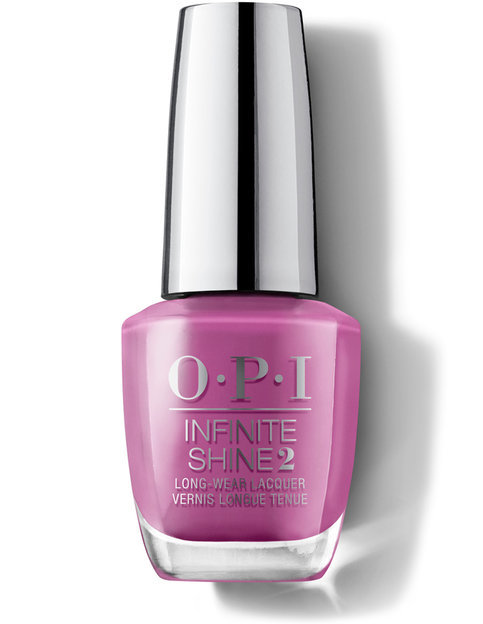 OPI Infinite Shine 2 Lacquer # IS L12 - Grapely Admired (15ml) image