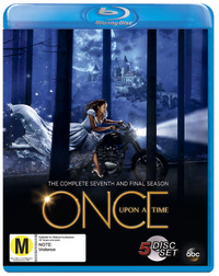 Once Upon A Time Season 7 on Blu-ray image